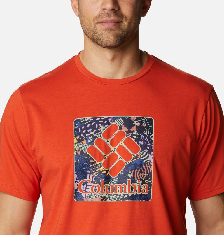 Men's Sun Trek™ Short Sleeve Graphic T-Shirt Men's Sun Trek™ Short Sleeve Graphic T-Shirt, a2