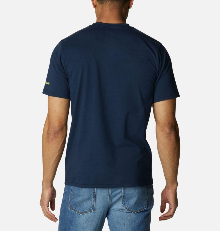 Men's Sun Trek Short Sleeve Graphic T-Shirt - Big Men's Sun Trek Short Sleeve Graphic T-Shirt - Big, back