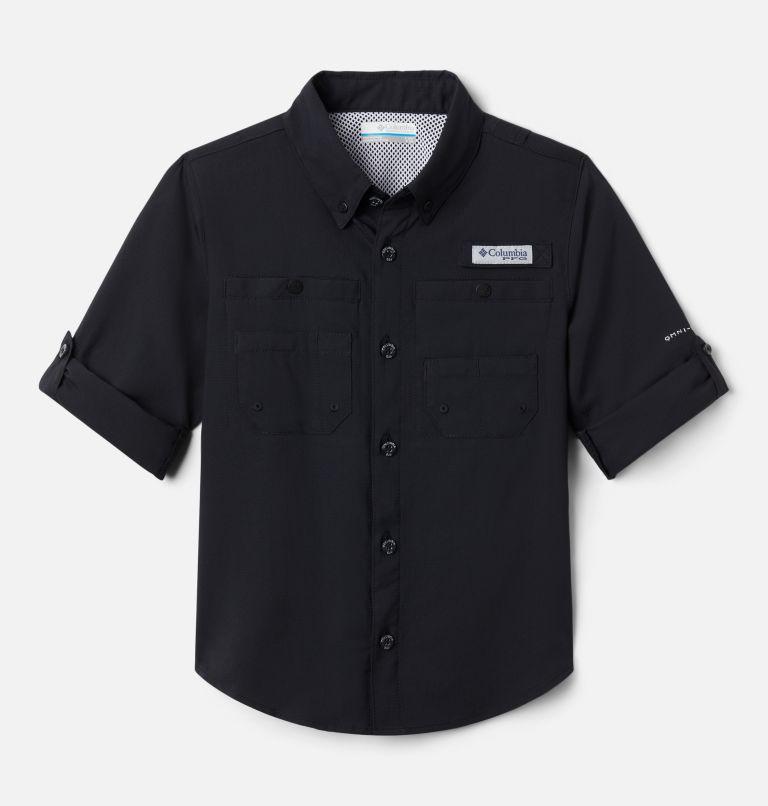 Tamiami™ Long Sleeve Shirt | 010 | L Boys' PFG Tamiami™ Long Sleeve Shirt, Black, a1