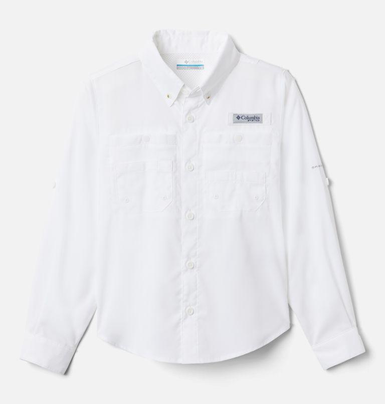 Boys' PFG Tamiami™ Long Sleeve Shirt Boys' PFG Tamiami™ Long Sleeve Shirt, front
