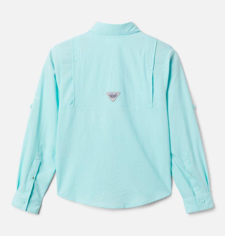 Tamiami™ Long Sleeve Shirt | 499 | L Boys' PFG Tamiami™ Long Sleeve Shirt, Gulf Stream, back