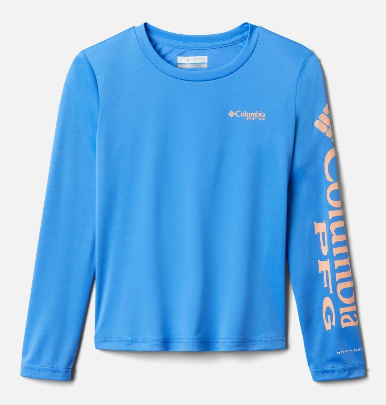 Girls PFG Tidal™ Long Sleeve T-Shirt Girls PFG Tidal™ Long Sleeve T-Shirt, front
