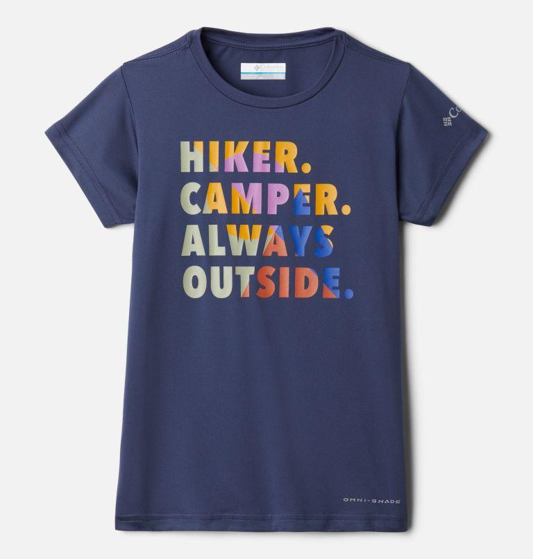 T-shirt imprimé Sasse Ridge™ pour fille T-shirt imprimé Sasse Ridge™ pour fille, front