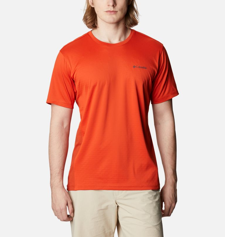 Men's Zero Ice Cirro-Cool™ Short Sleeve Shirt Men's Zero Ice Cirro-Cool™ Short Sleeve Shirt, front