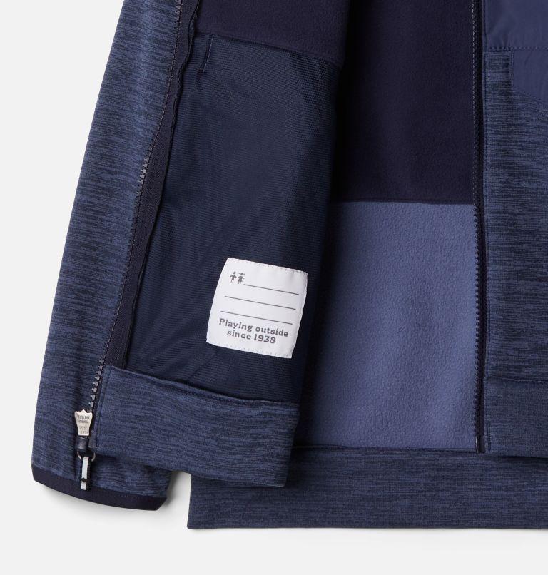 Girls' Out-Shield™ Dry Fleece Full Zip Jacket Girls' Out-Shield™ Dry Fleece Full Zip Jacket, a1