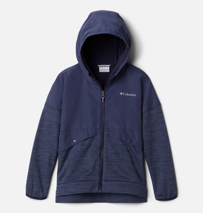 Girls' Out-Shield™ Dry Fleece Full Zip Jacket Girls' Out-Shield™ Dry Fleece Full Zip Jacket, front