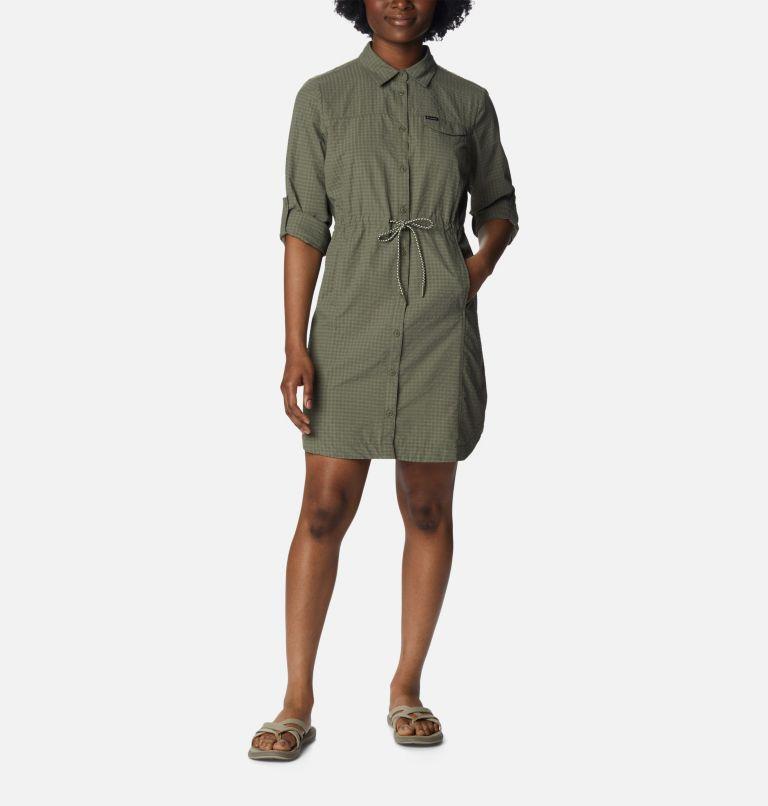 Silver Ridge™ Novelty Dress | 397 | XL Women's Silver Ridge™ Novelty Dress, Stone Green, a3