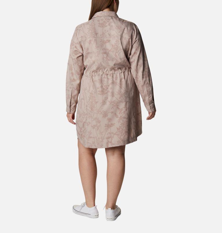 Women's Silver Ridge™ Novelty Dress - Plus Size Women's Silver Ridge™ Novelty Dress - Plus Size, back