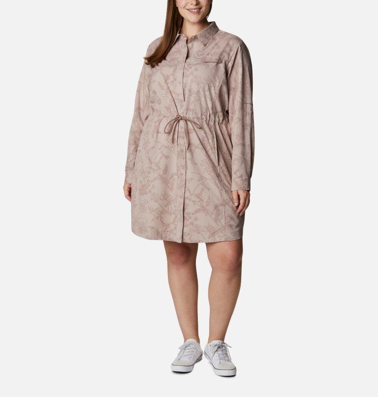 Women's Silver Ridge™ Novelty Dress - Plus Size Women's Silver Ridge™ Novelty Dress - Plus Size, front