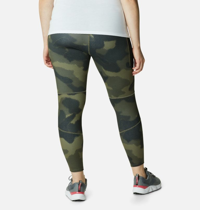 Women's Windgates™ II Leggings - Plus Size Women's Windgates™ II Leggings - Plus Size, back
