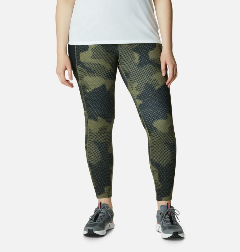 Women's Windgates™ II Leggings - Plus Size Women's Windgates™ II Leggings - Plus Size, front