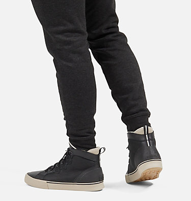 Basket Caribou™ Storm Mid imperméable homme CARIBOU™ STORM SNEAKER MID WP | 281 | 10, Black, video