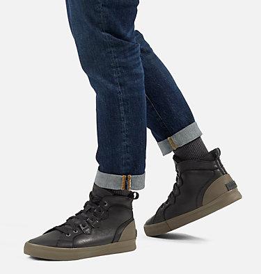 Men's Caribou™ Sneaker Mid Boot CARIBOU™ SNEAKER MID WP | 010 | 10, Black, 3/4 front