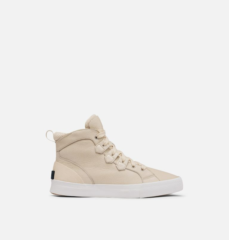 CARIBOU™ SNEAKER MID WP | 120 | 7 Men's Caribou™ Sneaker Mid Boot, Natural, front