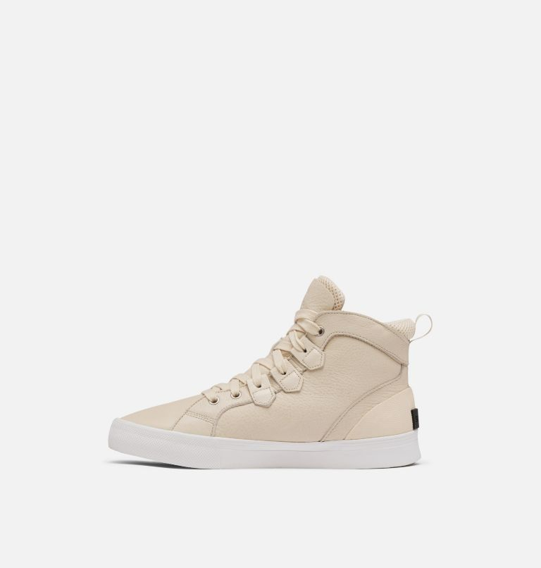 CARIBOU™ SNEAKER MID WP | 120 | 12 Men's Caribou™ Sneaker Mid Boot, Natural, medial