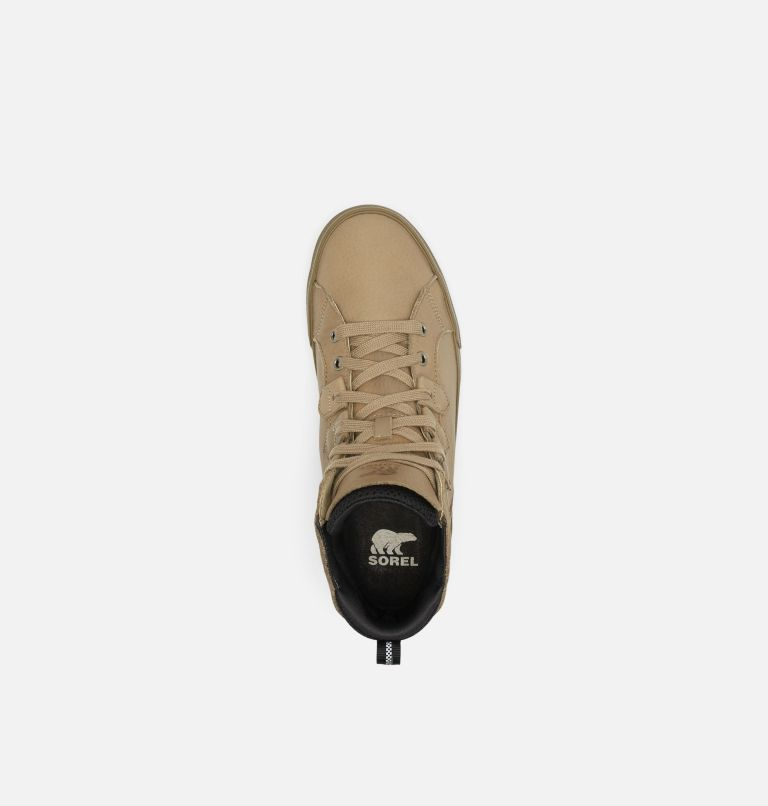CARIBOU™ SNEAKER MID WP | 297 | 8.5 Men's Caribou™ Sneaker Mid Boot, Khaki II, top