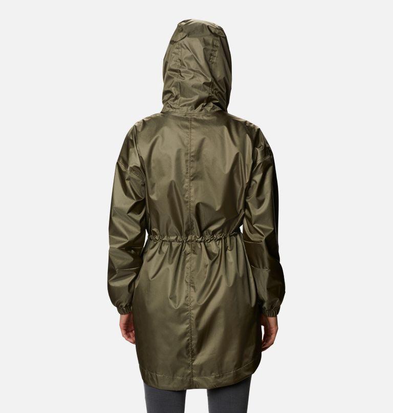 Splash Side™ Jacket | 397 | XS Women's Splash Side™ Jacket, Stone Green, back