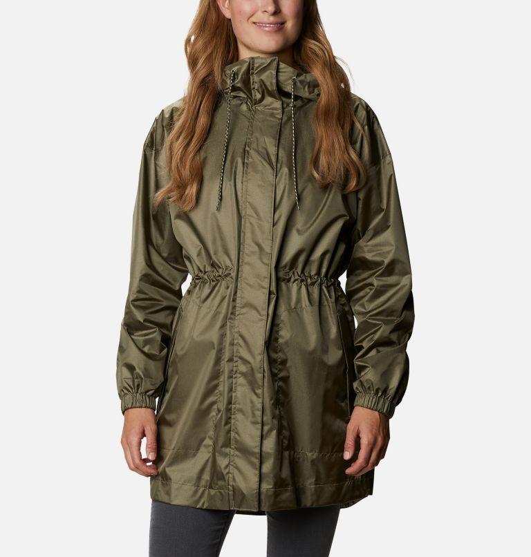 Splash Side™ Jacket | 397 | XS Women's Splash Side™ Jacket, Stone Green, front