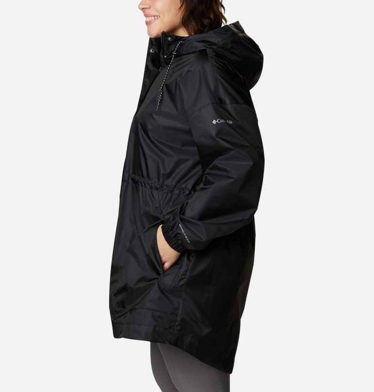 Splash Side™ Jacket | 010 | 2X Women's Splash Side™ Jacket - Plus Size, Black, a1