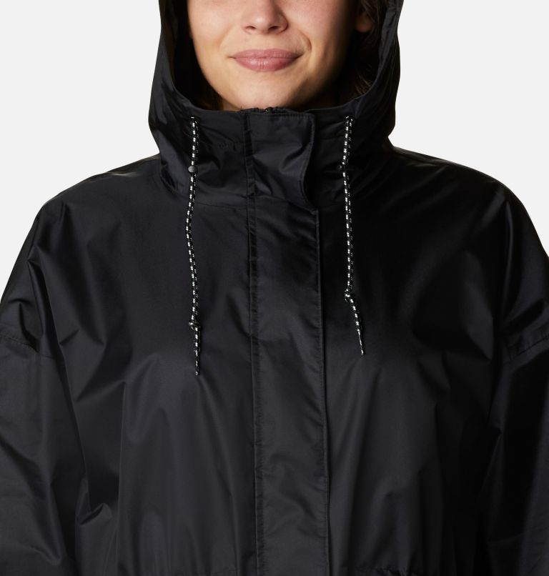 Splash Side™ Jacket | 010 | 2X Women's Splash Side™ Jacket - Plus Size, Black, a2