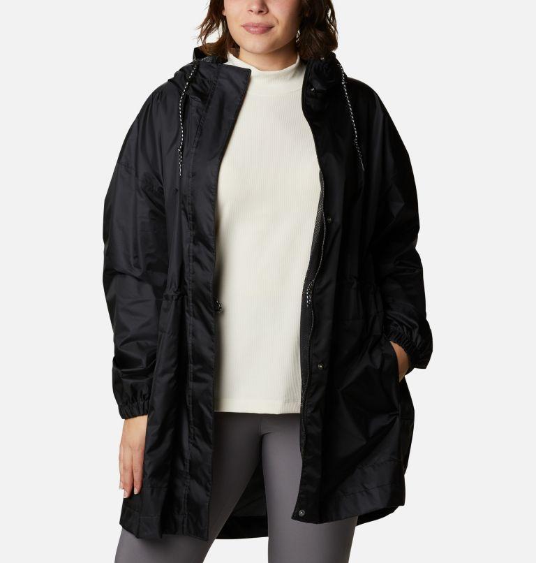 Splash Side™ Jacket | 010 | 2X Women's Splash Side™ Jacket - Plus Size, Black, a4