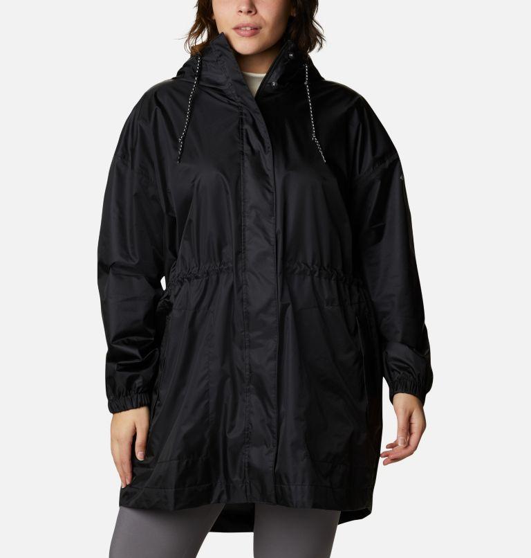 Splash Side™ Jacket | 010 | 2X Women's Splash Side™ Jacket - Plus Size, Black, front