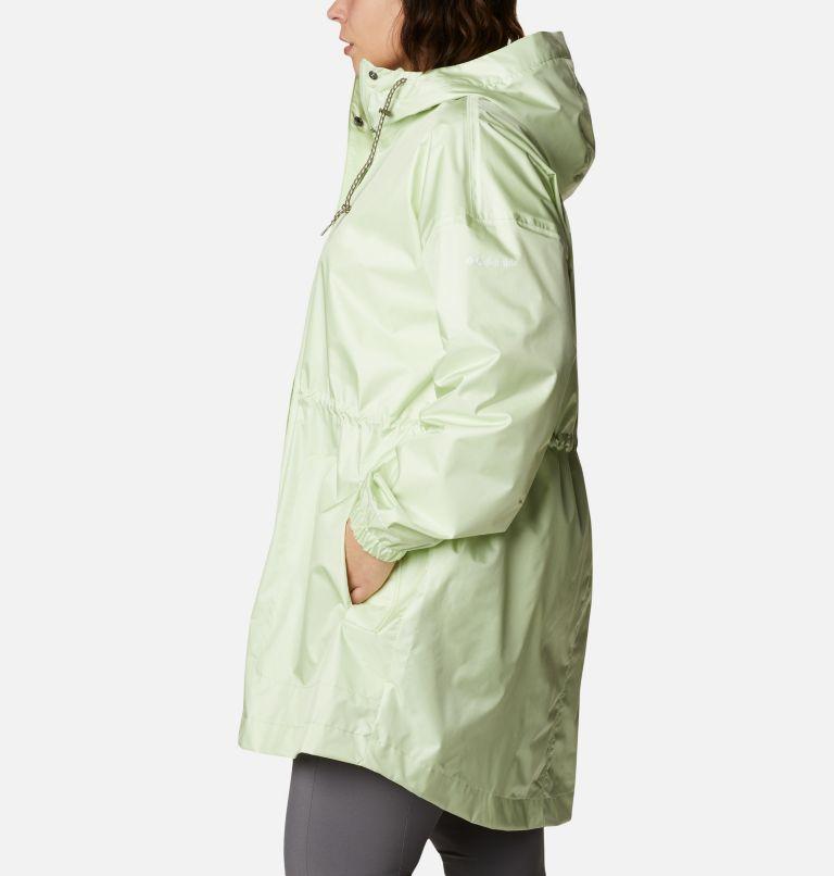 Splash Side™ Jacket | 313 | 3X Women's Splash Side™ Jacket - Plus Size, Light Lime, a1