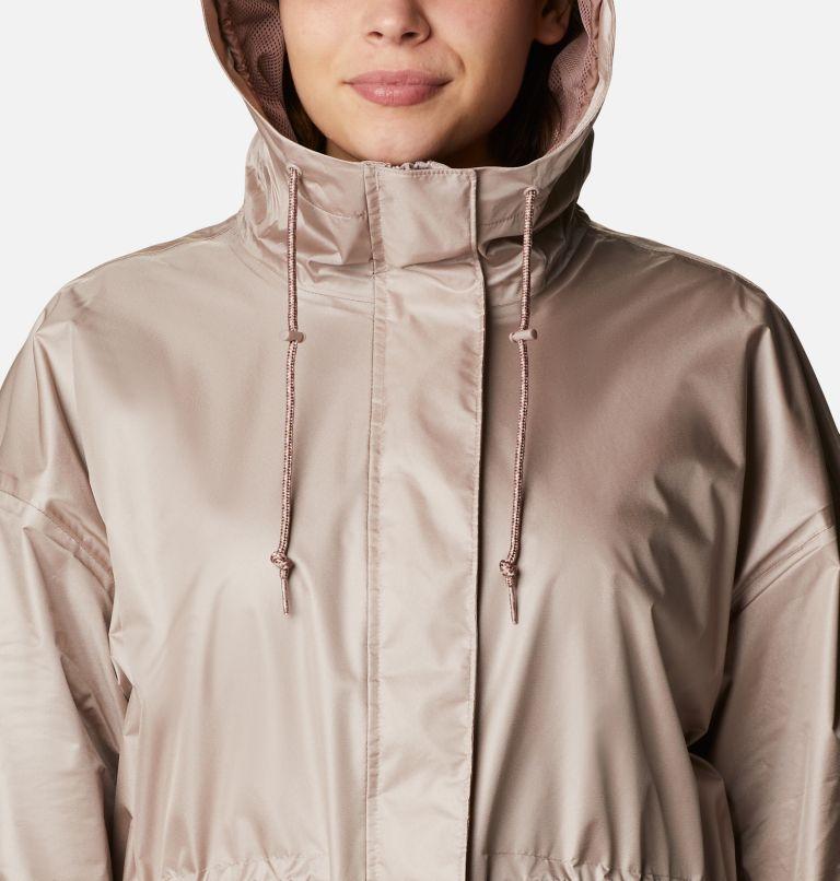Splash Side™ Jacket | 649 | 2X Women's Splash Side™ Jacket - Plus Size, Mauve Vapor, a2