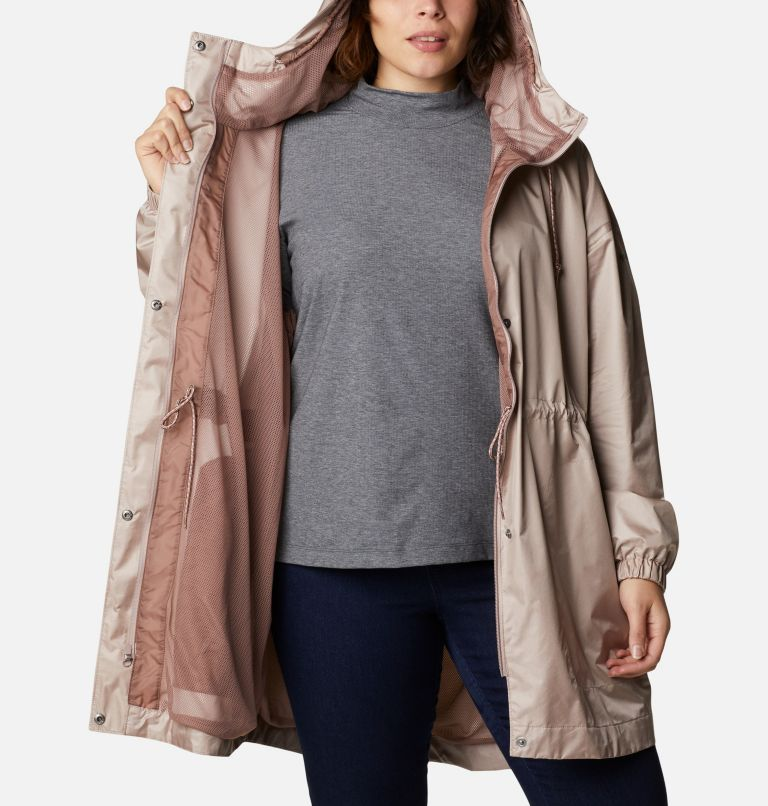 Women's Splash Side™ Jacket - Plus Size Women's Splash Side™ Jacket - Plus Size, a3