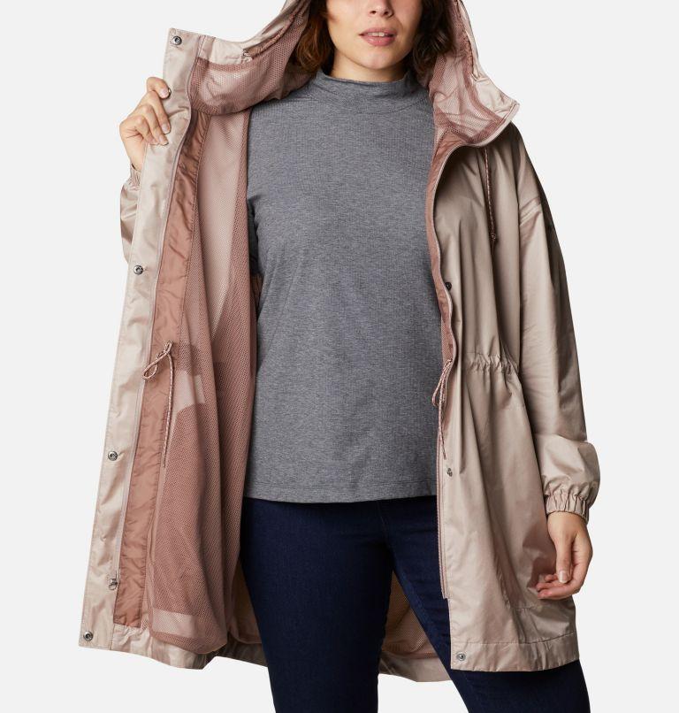 Splash Side™ Jacket | 649 | 2X Women's Splash Side™ Jacket - Plus Size, Mauve Vapor, a3