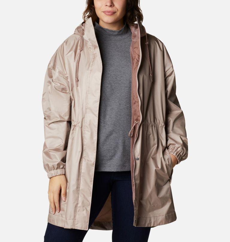 Splash Side™ Jacket | 649 | 2X Women's Splash Side™ Jacket - Plus Size, Mauve Vapor, a4