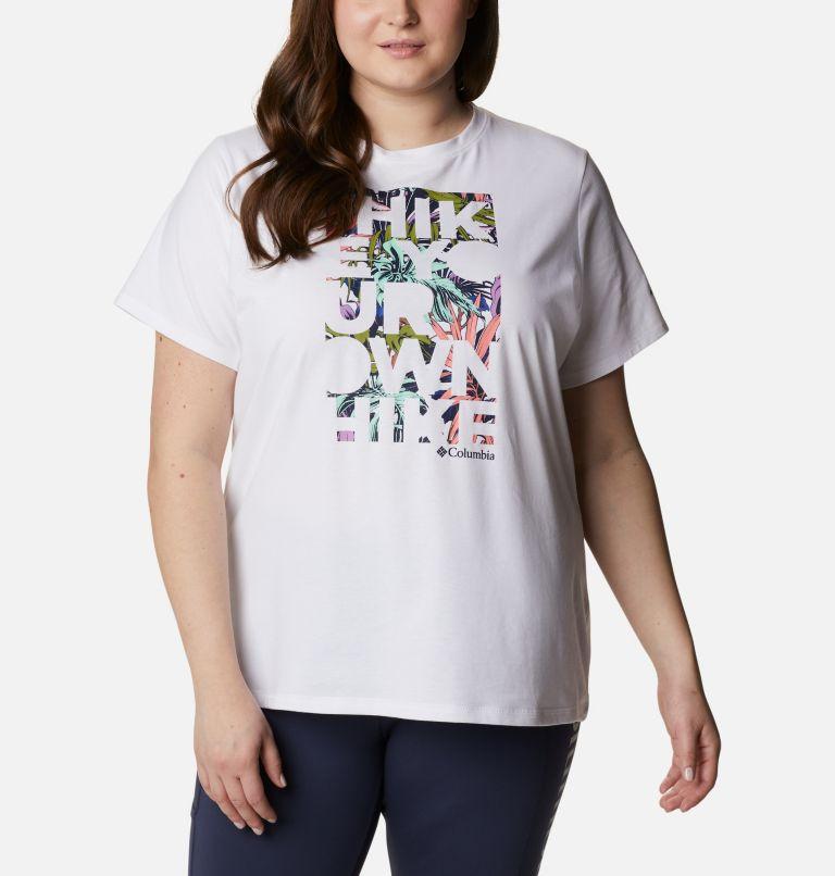Women's Sun Trek™ Graphic T-Shirt - Plus Size Women's Sun Trek™ Graphic T-Shirt - Plus Size, front
