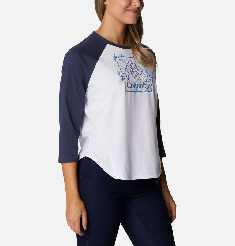 Women's Sun Trek™ Three-Quarter Sleeve T-Shirt Women's Sun Trek™ Three-Quarter Sleeve T-Shirt, a3