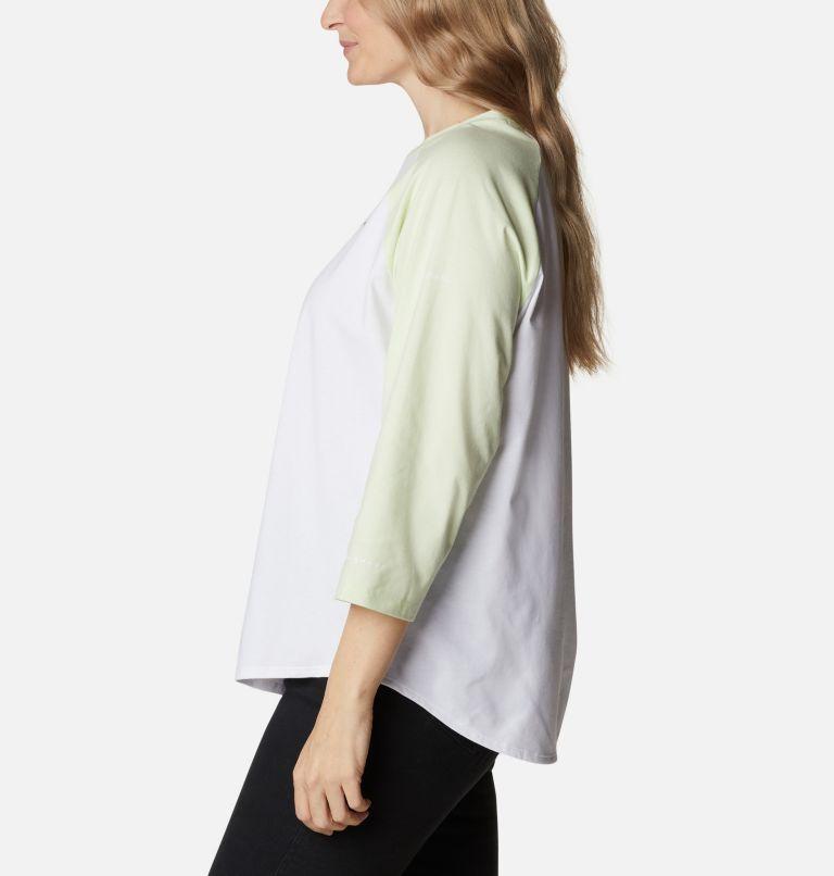 Women's Sun Trek™ Three-Quarter Sleeve T-Shirt - Plus Size Women's Sun Trek™ Three-Quarter Sleeve T-Shirt - Plus Size, a1