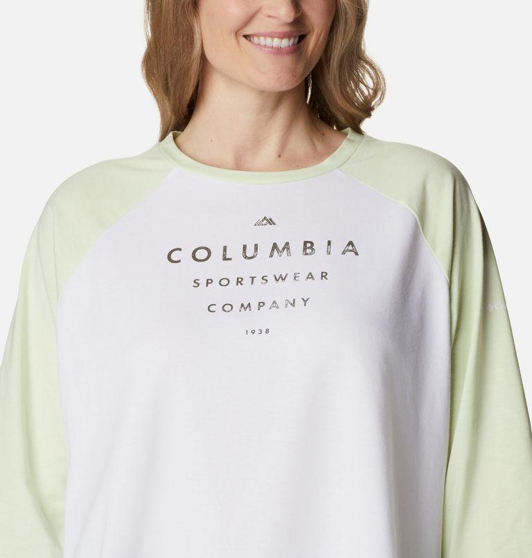 Women's Sun Trek™ Three-Quarter Sleeve T-Shirt - Plus Size Women's Sun Trek™ Three-Quarter Sleeve T-Shirt - Plus Size, a2