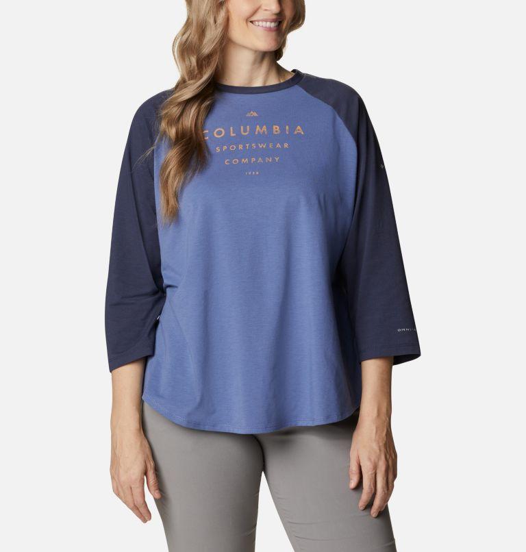 T-shirt à manches trois-quarts Sun Trek™ pour femme - Grandes tailles T-shirt à manches trois-quarts Sun Trek™ pour femme - Grandes tailles, front