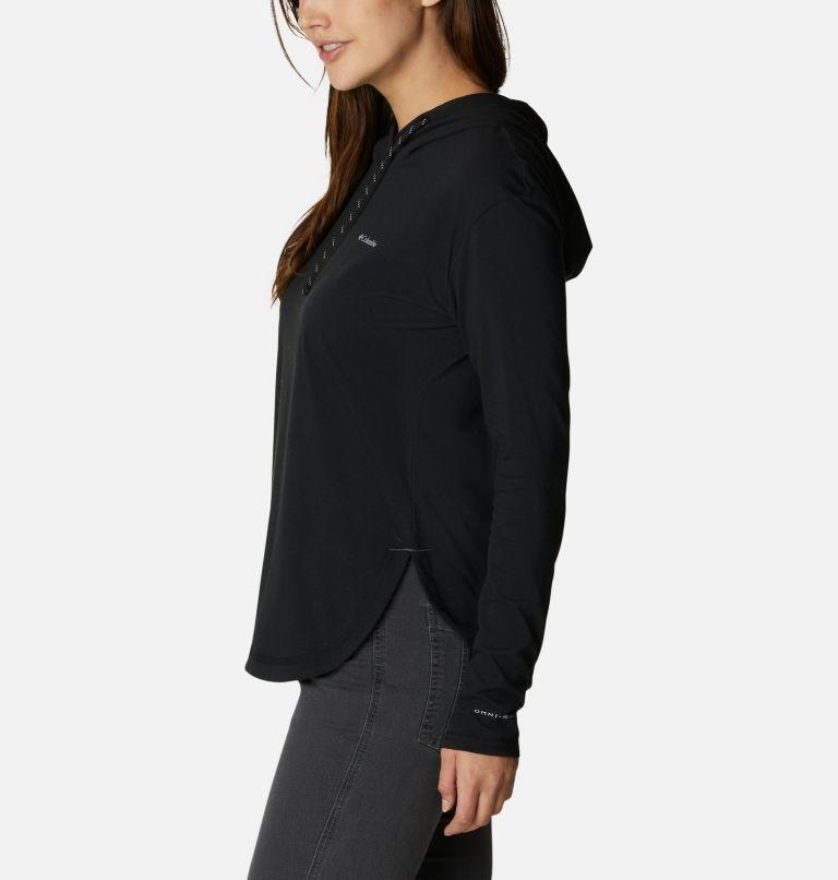 Sun Trek™ Hooded Pullover | 010 | XXL Women's Sun Trek™ Hooded Pullover, Black, a1