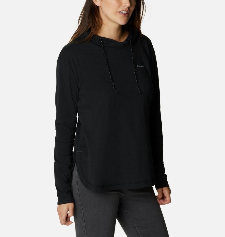 Sun Trek™ Hooded Pullover | 010 | XXL Women's Sun Trek™ Hooded Pullover, Black, a3