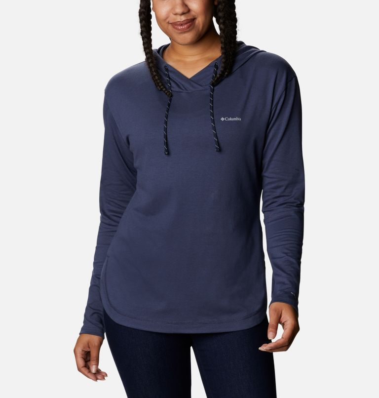 Women's Sun Trek™ Hooded Pullover Women's Sun Trek™ Hooded Pullover, front
