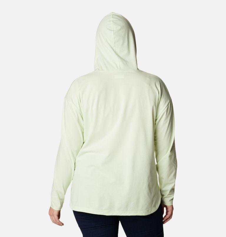 Chandail à capuchon Sun Trek™ pour femme - Grandes tailles Chandail à capuchon Sun Trek™ pour femme - Grandes tailles, back