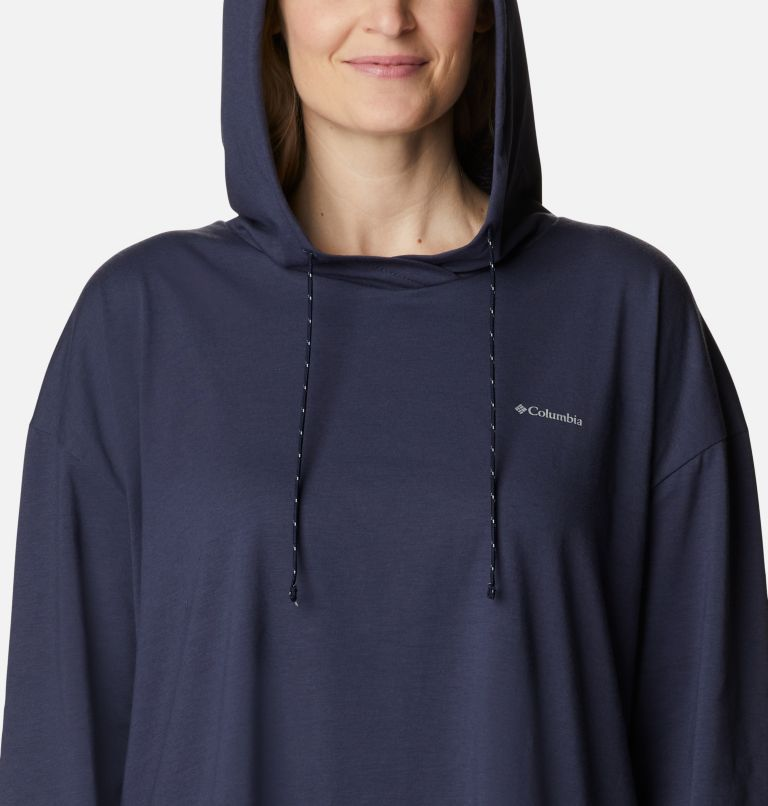 Women's Sun Trek™ Hooded Pullover - Plus Size Women's Sun Trek™ Hooded Pullover - Plus Size, a2