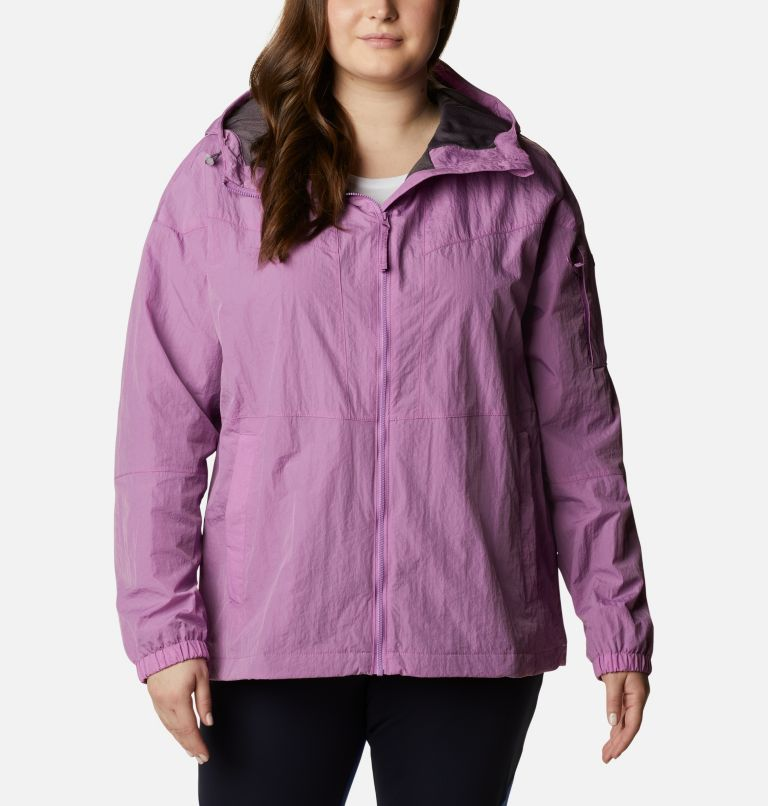 Women's Wallowa Park™ Lined Jacket - Plus Size Women's Wallowa Park™ Lined Jacket - Plus Size, front