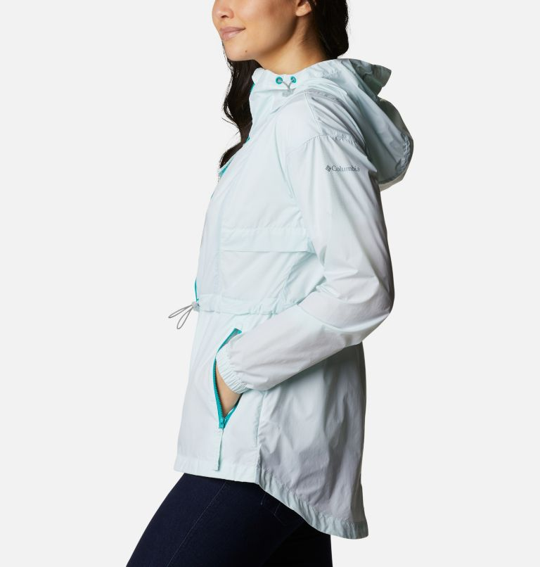 Punchbowl™ Jacket | 360 | S Women's Punchbowl™ Jacket, Tropic Water, White, a1