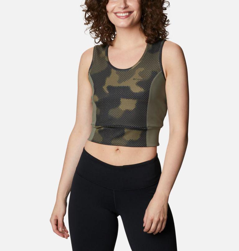 Women's Windgates™ II Cropped Tank Women's Windgates™ II Cropped Tank, front