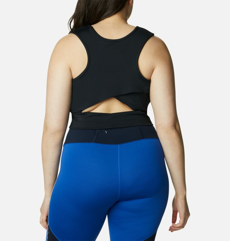 Women's Windgates™ II Cropped Tank - Plus Size Women's Windgates™ II Cropped Tank - Plus Size, back