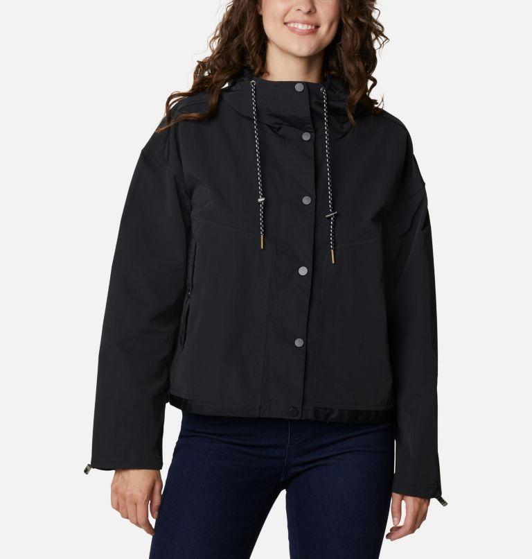 Day Trippin'™ Crop Jacket | 010 | XL Women's Day Trippin'™ Crop Jacket, Black, front