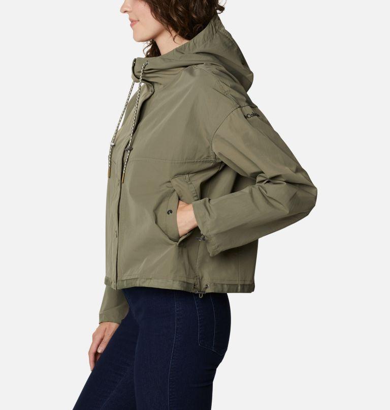 Day Trippin'™ Crop Jacket | 397 | XS Women's Day Trippin'™ Crop Jacket, Stone Green, a1