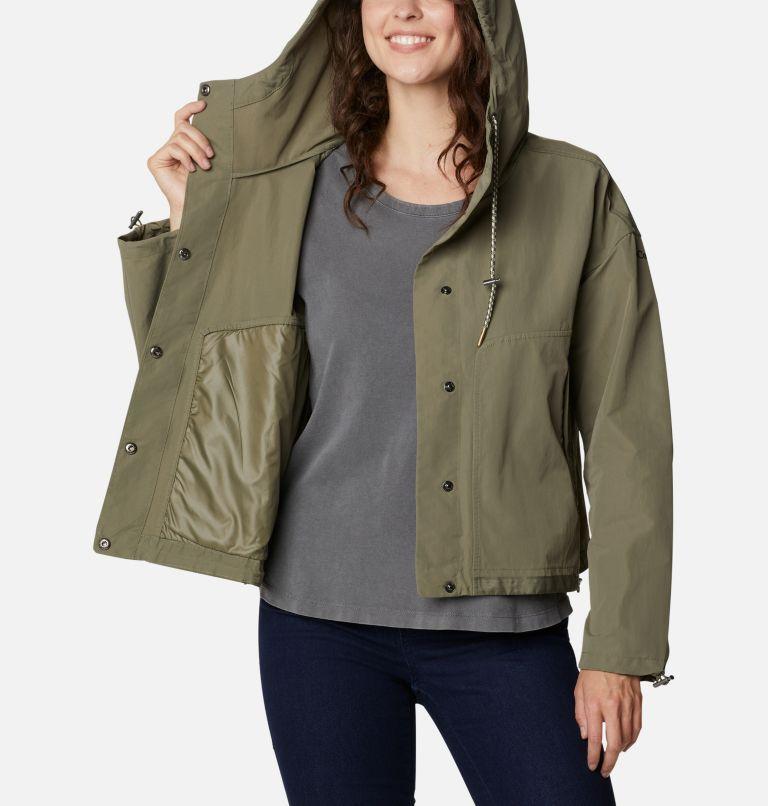 Day Trippin'™ Crop Jacket | 397 | XS Women's Day Trippin'™ Crop Jacket, Stone Green, a3