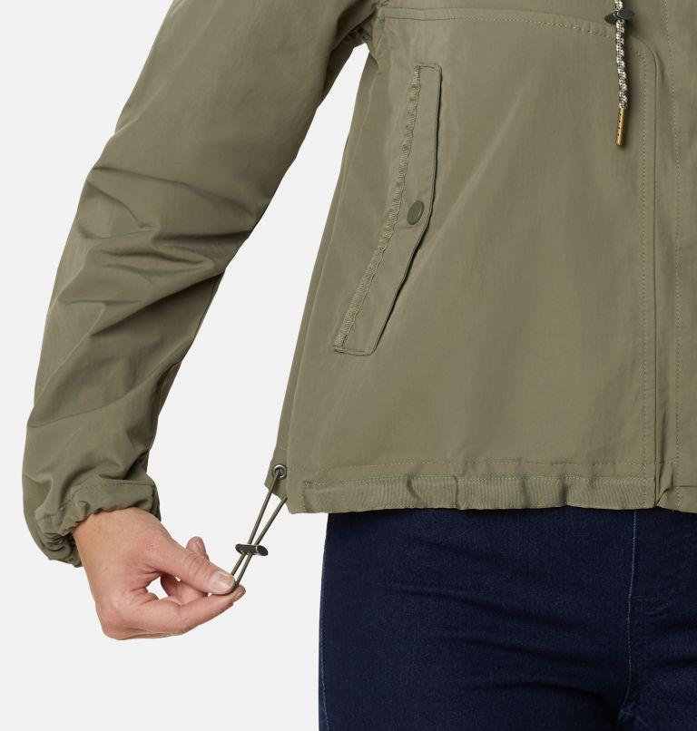 Day Trippin'™ Crop Jacket | 397 | S Women's Day Trippin'™ Crop Jacket, Stone Green, a4