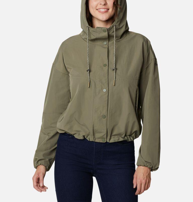 Day Trippin'™ Crop Jacket | 397 | S Women's Day Trippin'™ Crop Jacket, Stone Green, a6